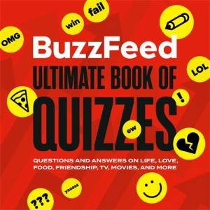 BuzzFeed Ultimate Book Of Quizzes by Various