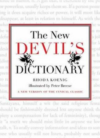 New Devil's Dictionary H/C