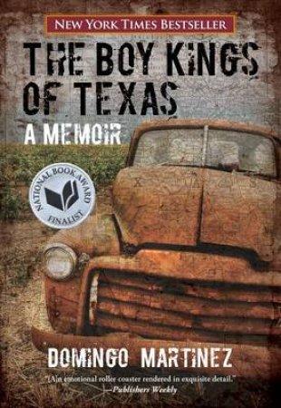Boy Kings of Texas by Domingo Martinez