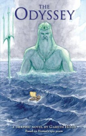 The Odyssey Graphic Novel by Gareth Hinds