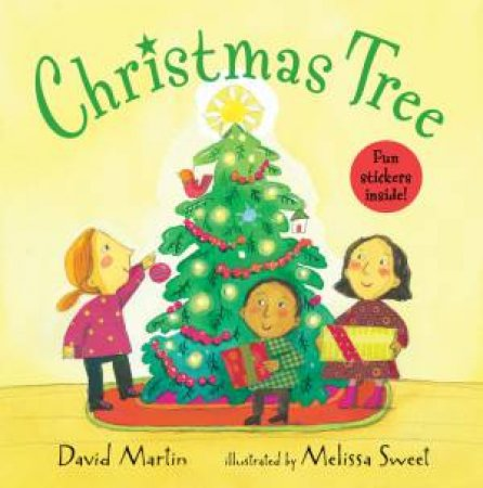 Christmas Tree by David Martin & Melissa Sweet