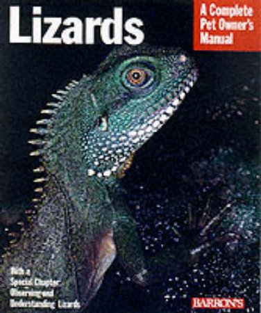 Lizards : Pb by Jes Harald