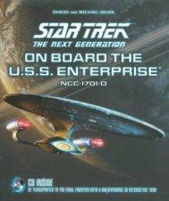 Star Trek The Next Generation On Board The USS Enterprise