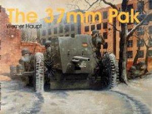 37mm Pak by HAUPT WERNER