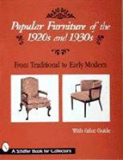 Pular Furniture of the 1920s and 1930s