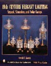19th Century Elegant Lighting Argand Sinumbra and Solar Lamps
