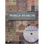 World Designs  1200 Historic PatternsWith Royaltyfree CD