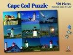 Cape Cod Puzzle 500 Pieces