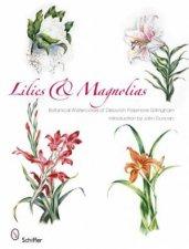 Lilies and Magnolias Botanical Watercolors of Deborah Passmore Gillingham