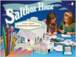 Saltbox House Color n Build Activity Playset