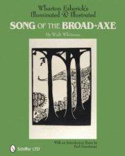 Wharton Eshericks Illuminated and Illustrated Song of the BroadAxe By Walt Whitman