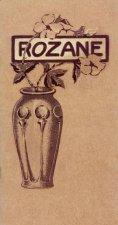 Rozane Ware The Reville Pottery Company