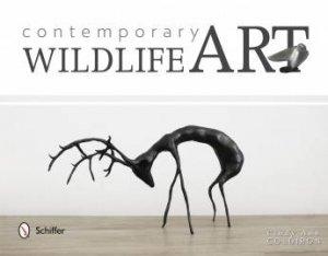 Contemporary Wildlife Art by CINDY ANN COLDIRON