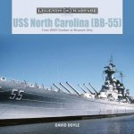 USS North Carolina BB55 From WWII Combat To Museum Ship