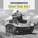 Stuart Tank Vol1 The M3 M3A1 And M3A3 Versions In World War II