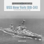 USS New York BB34 From World War I To The Atomic Age