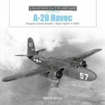 A20 Havoc Douglass Attack Bomber  Night Fighter In WWII