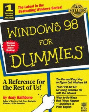 windows 81 for dummies rathbone andy