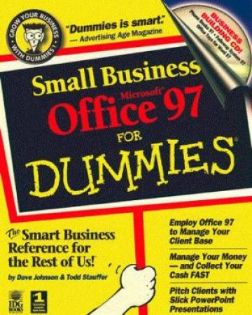 Small Business Microsoft Office 97 For Dummies by Stauffer