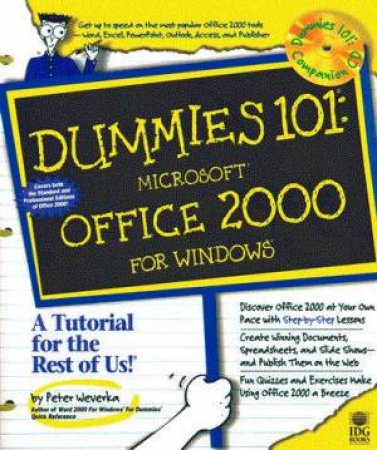 Microsoft Office 2000 For Windows by Peter Weverka