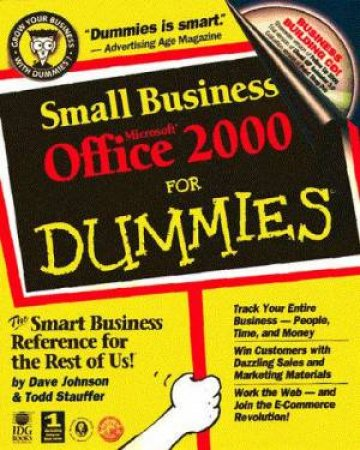 Small Business Microsoft Office 2000 For Dummies by Dave Johnson & Todd Stauffer
