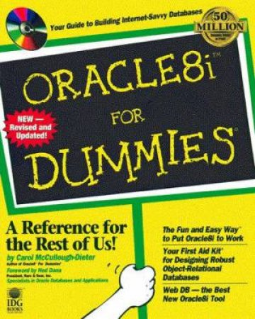 Oracle8i For Dummies by Carol McCullough-Dieter