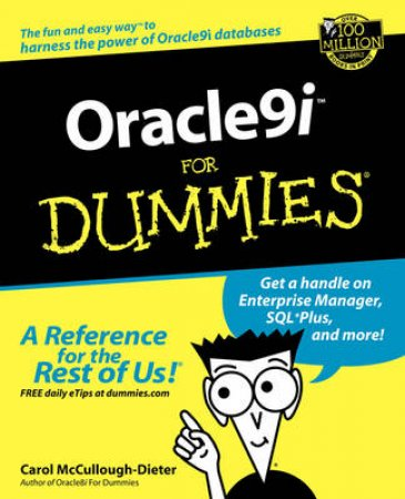 Oracle9i For Dummies by Carol McCullough-Dieters