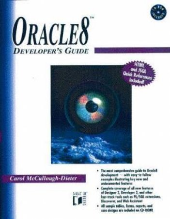 Oracle8 Developer's Guide by Carol McCullough-Dieter
