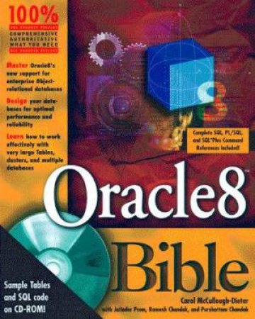 Oracle8 Bible by Carol McCullough-Dieter