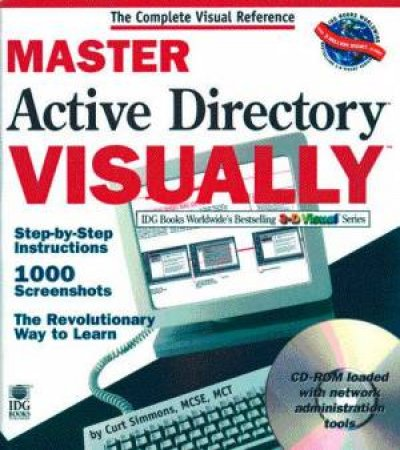 Master Active Directory Visually by Curt Simmons