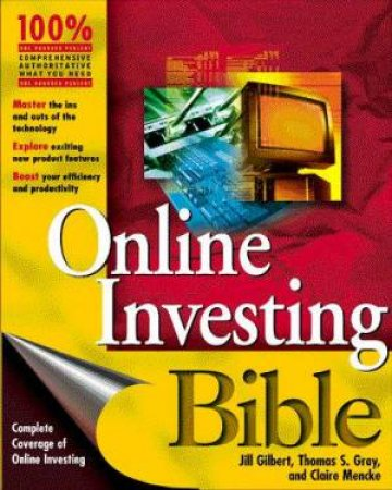 Online Investing Bible by Gilbert