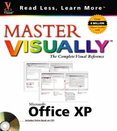Master Office XP Visually by Shelley O'Hara