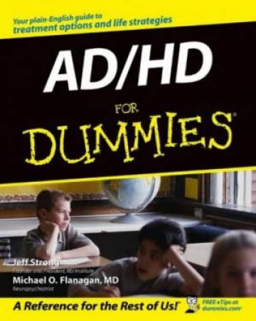 AD/HD For Dummies by C Weverka