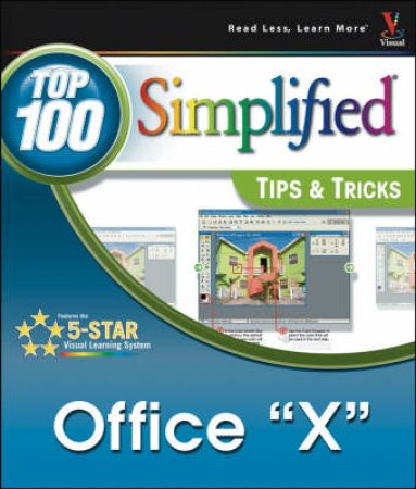 Office 2003 Top 100 Simplified Tips And Tricks by Sherry Kinkoph