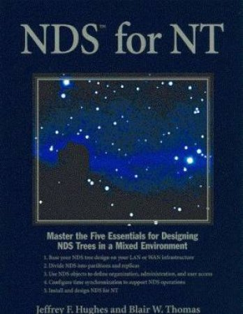 NDS For NT by Jeffrey F Hughes & Blair W Thomas
