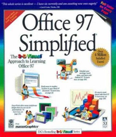 Office 97 Simplified by Ruth Maran