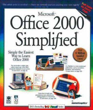 Microsoft Office 2000 Simplified by Ruth Maran