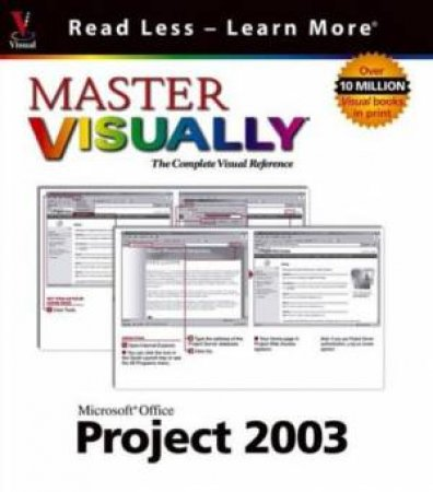 Master Visually Project 2003 by Elaine Marmel