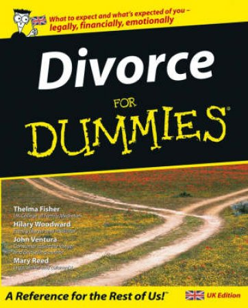 Divorce For Dummies by Fisher