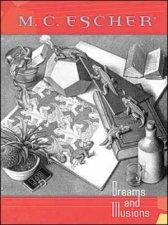 MC Escher Dreams  Illusions Boxed Notecards