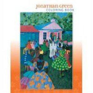 Jonathan Green Coloring Book by Jonathan Green