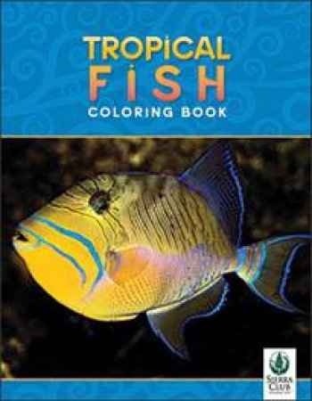 Tropical Fish Coloring Book (SC5000) by Various