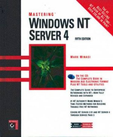 Mastering Windows NT Server 4 by Mark Minasi & Peter Dyson