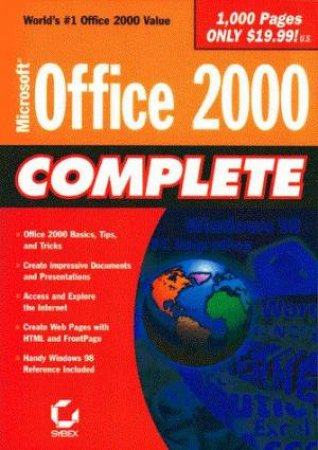 Microsoft Office 2000 Complete by Various