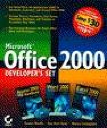 Microsoft Office 2000 Developer's Set by S Novalis & G Hart-Davis & M Cottingham