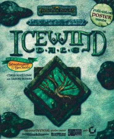 Forgotten Realms: Icewind Dale: Official Strategies & Secrets by Chris  Avellone & Jason Suinn - 9780782127843 - QBD Books