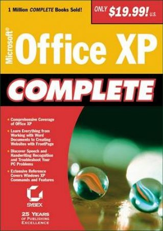Microsoft Office XP Complete by Various