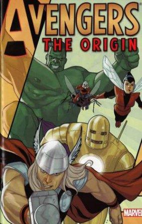 Avengers: The Origin by Joe Casey & Phil Noto