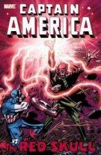 Captain America Vs The Red Skull