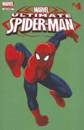 Marvel Universe Ultimate Spider-Man Comic Reader 4 by Various